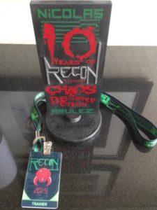 Trophée, Recon 10 ans