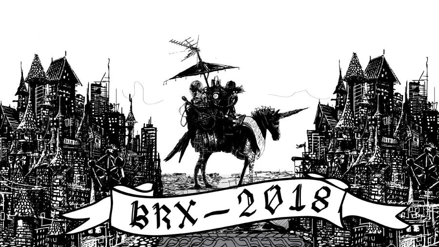 Recon Bruxelles, illustration, 2017