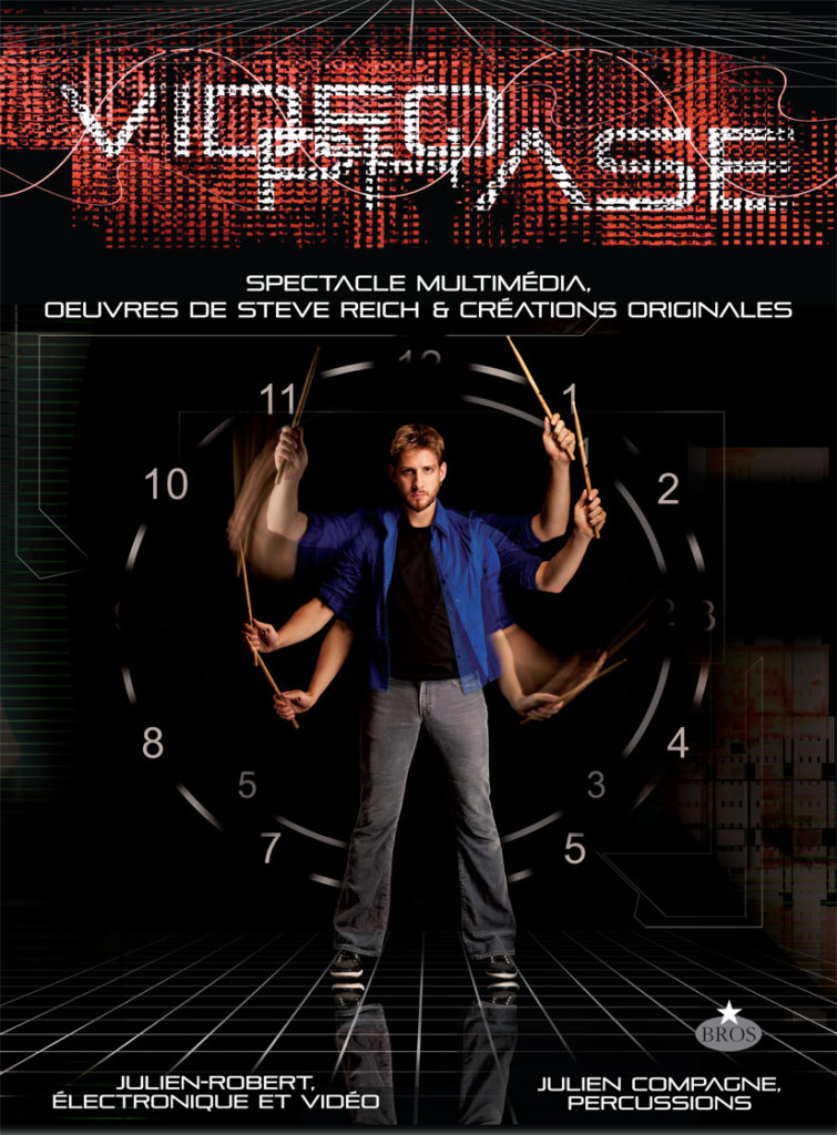 Video Phase, affiche, 2011