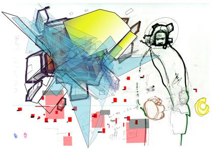 Illustration vectorielle, 1999