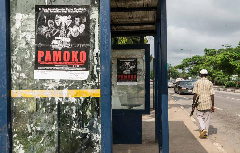 Affiche Pamoko, 2013