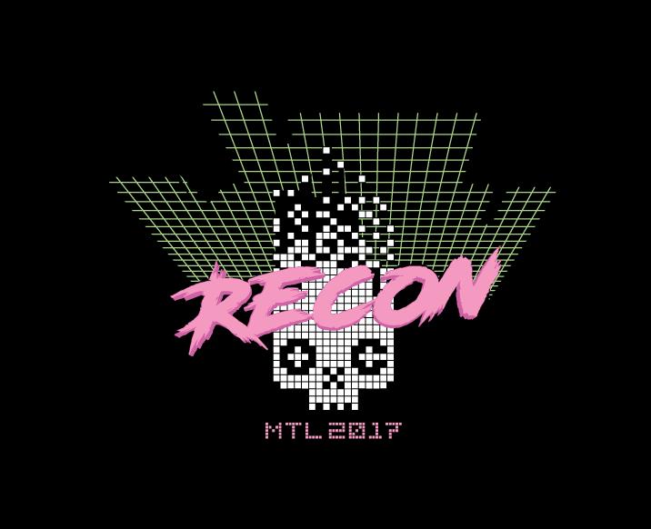 Recon, vectoriel, 2017