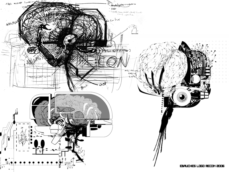 Recon, recherche, 2005