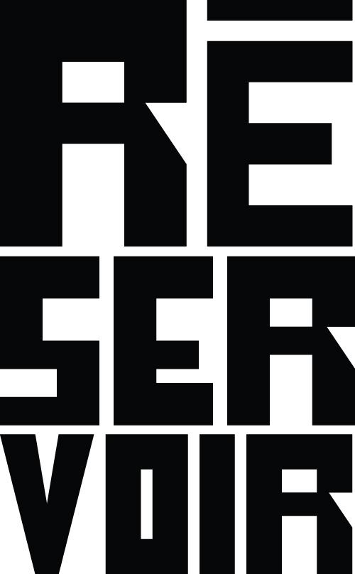 Réservoir, logo, 2003